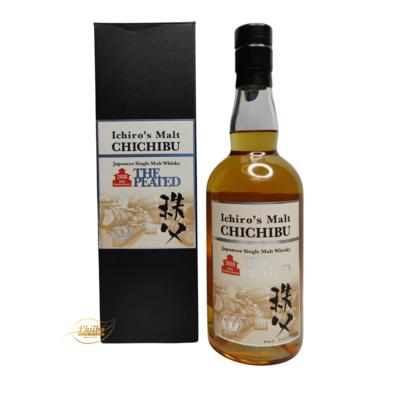Ichiro's Malt Chichibu The Peated 2018 The 10th Anniversary - only 11550 bottles - 55.5 % - 70cl