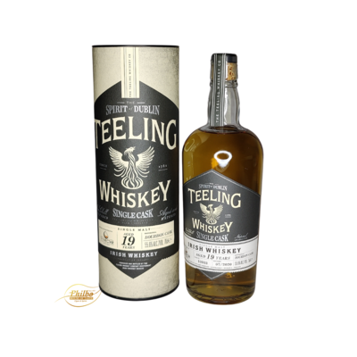 Teeling 19Y Bourbon Cask For The Nectar 55,6%