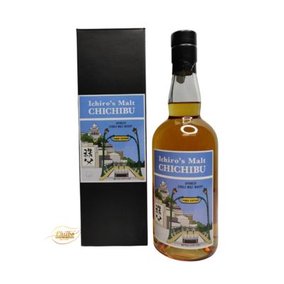 Ichiro's malt Chichibu Paris Edition 2019 - only 1757 bottles - 50.5% - 70cl