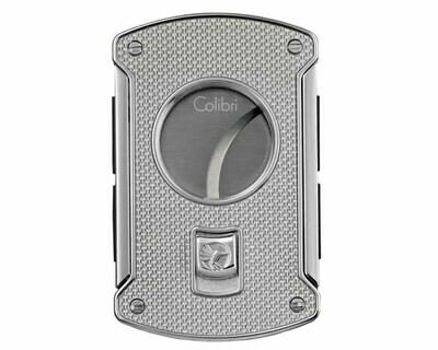 Sigarenknipper Colibri Slyce 64 Knf000711 Silver Carbon-