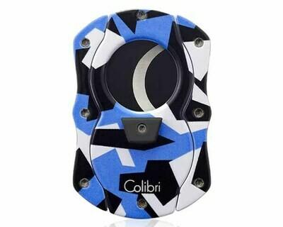 Sigarenknipper Colibri Camo Cut Cu100T83 Blue