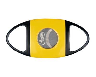 Sigarenknipper 591683 Passatore Black/Yellow 23Mm