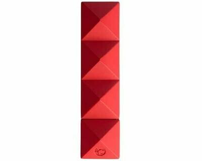 Sigarenknipper Colibri Quasar Punch Cu410T4 Matte Red