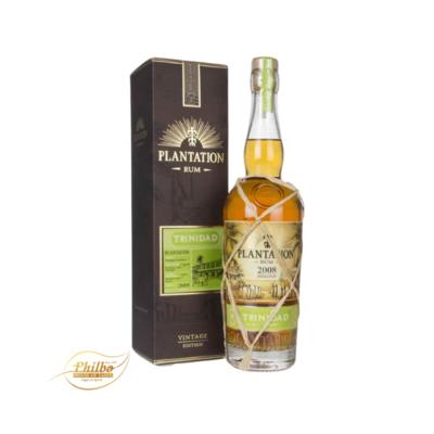 Plantation Rum Trinidad 2008 70cl / 42%