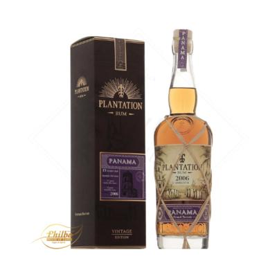 Plantation Rum Panama 2006 70cl / 41,6%