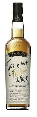 Compass Box THIS IS NOT A FESTIVAL 70cl 49°