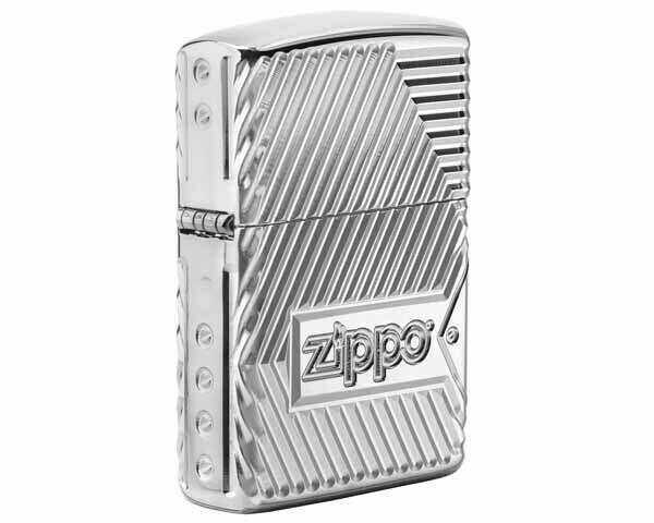 ZIPPO 60.004306 ZIPPO BOLTS DESIGN