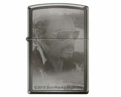 ZIPPO 60.004976 JOHNNY HALLIDAY PHOTO/LASER LTD EDITION