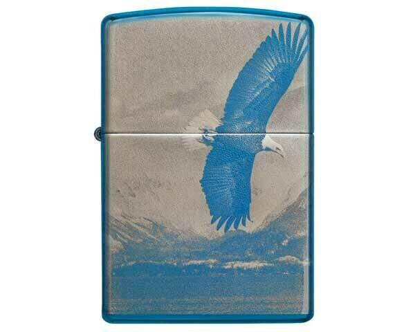 ZIPPO 60.005282 FLYING EAGLE DESIGN