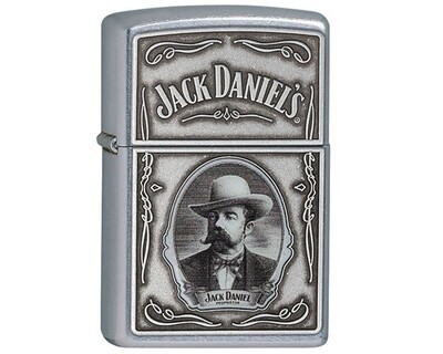 ZIPPO 2.003266 JACK DANIEL'S CAMEO
