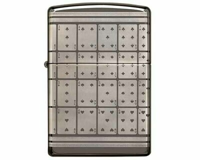 ZIPPO 60.005285 CARDS DESIGN