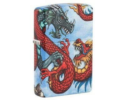 ZIPPO 60.005658 FIGHTING DRAGON 540