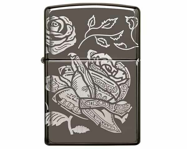 ZIPPO 60.005211 CURRENCY DESIGN