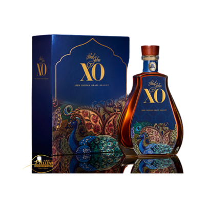 PAUL JOHN XO Karaf INDIAN GRAPE BRANDY 70cl 46%