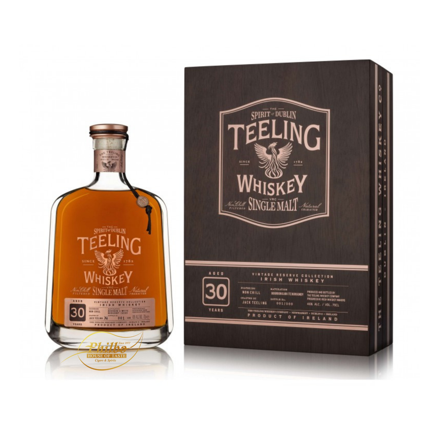 Teeling 30 Year Old Vintage Reserve 70cl 46%