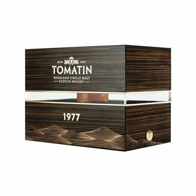 Tomatin 1977 Wharehouse 6 collection 70cl / 49%