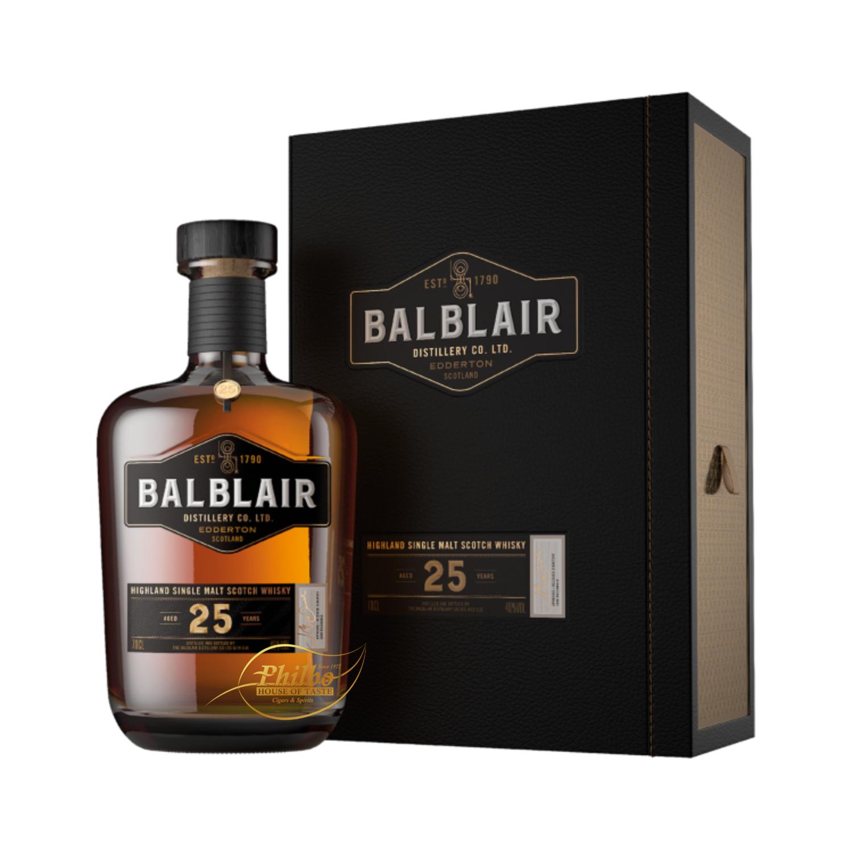 Balblair 25 Year Old 70cl / 46%
