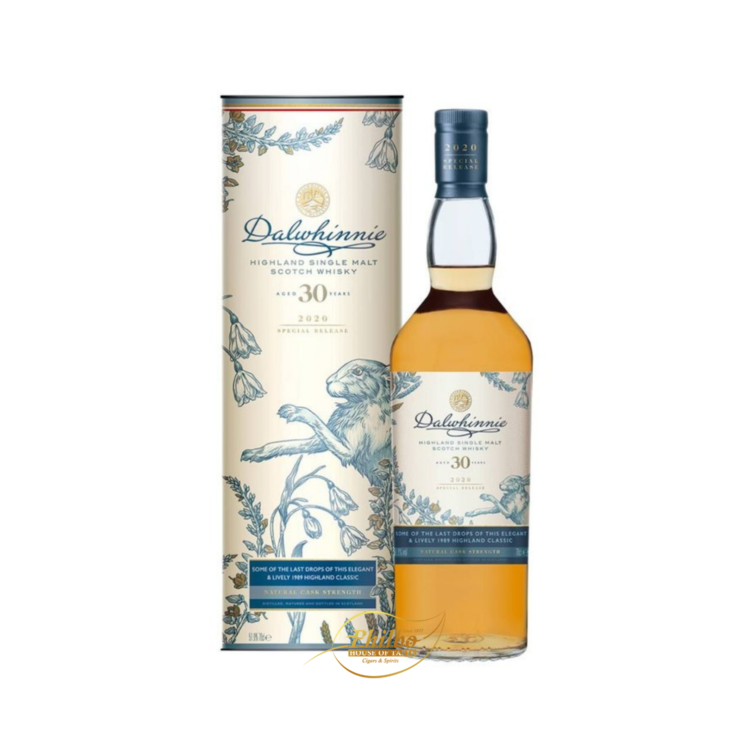 DALWHINNIE 30 YEAR OLD SPECIAL RELEASE 2020 70cl / 51.9%