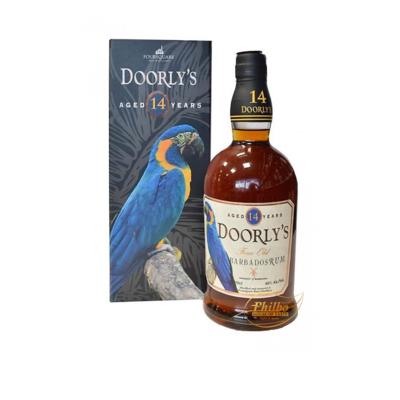 Doorly's 14y Barbados (Foursquare distillery)
