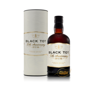 Black Tot Rum 50th Anniversary Edition 70cl / 54,5%