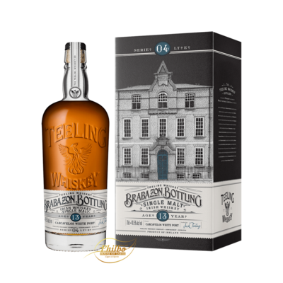 Teeling Brabazon Series 4  13y Carcavelos white port 49.5° 70cl