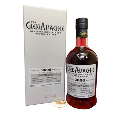 Glenallachie 2006 Single Cask 14 y 60,3° 70cl (332 bottles)