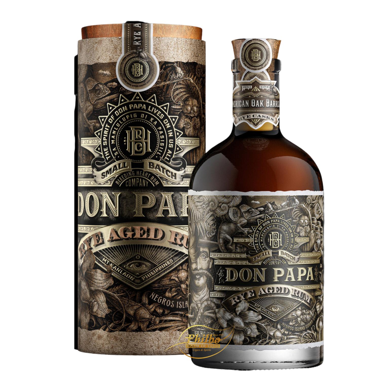 Don Papa Rye Cask - 45% - 70cl