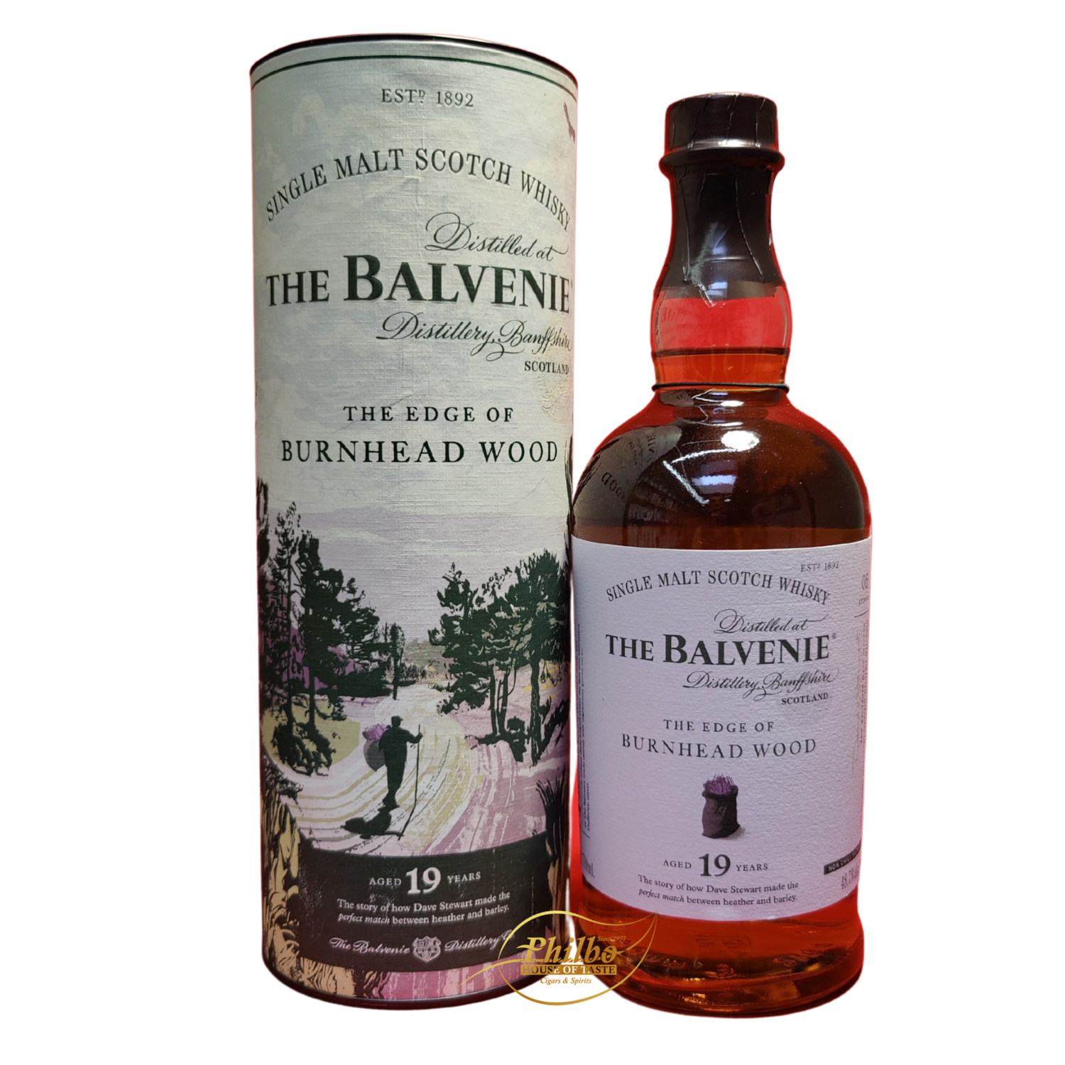 Balvenie Edge of Burnhead Wood 19y - 48,7% - 70cl