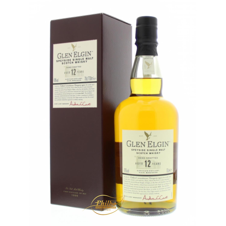 Glen Elgin 12 Years 43° 70cl