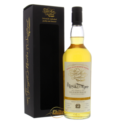 Glenburgie 22yo 1998 The Single Malts of Scotland  54,5% 70cl