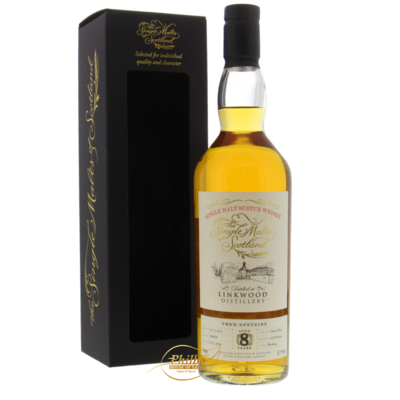 Linkwood 8yo The Single Malts of Scotland 2011 57,9% 70cl