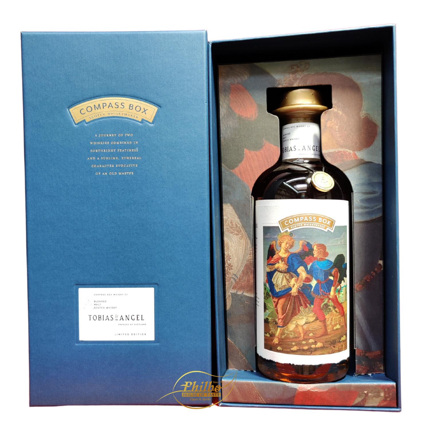Compass Box Tobias & The Angel 47,6% 70cl