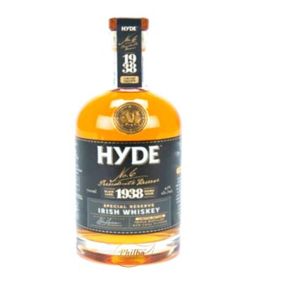 Hyde n°6 - SM18y+SG8y sherry cask 46% 70cl