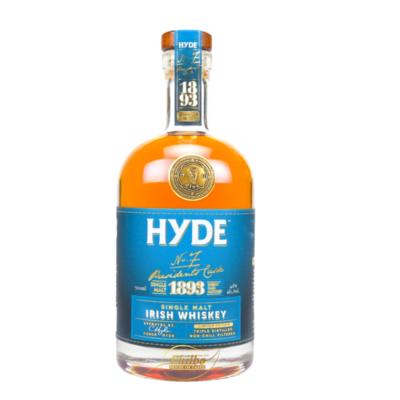 Hyde n°7 - Sm4y +Sm6y sherry cask 46% 70cl
