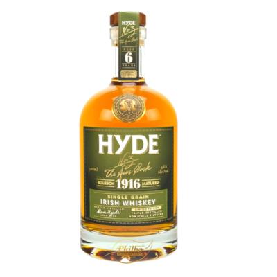 Hyde n°3 6y bourbon 46% 70cl