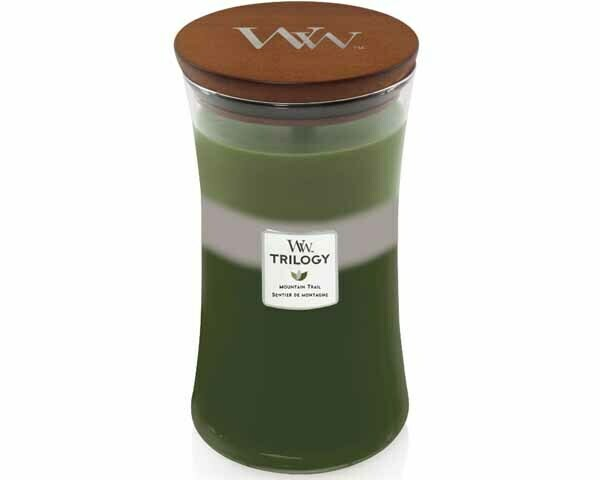 WW Trilogy Mountain Trail Large Candle