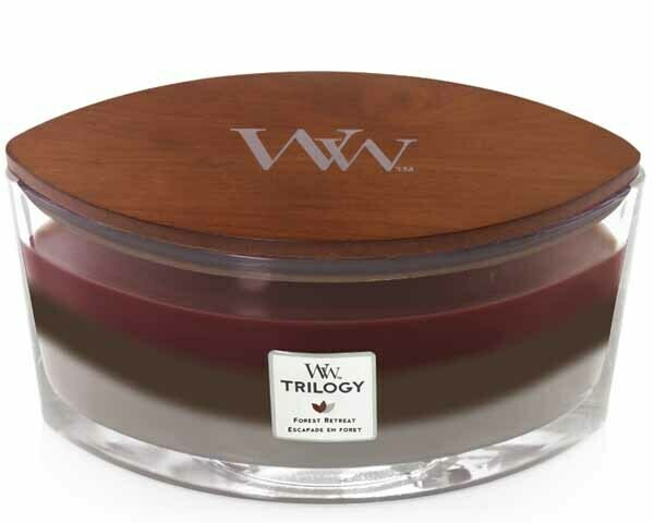 WW Trilogy Forest Retreat Ellipse Candle