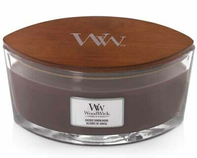 WW Sueded Sandalwood Ellipse Candle