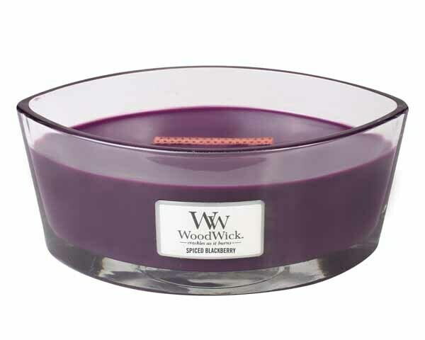 WW Spiced Blackberry Ellipse Candle