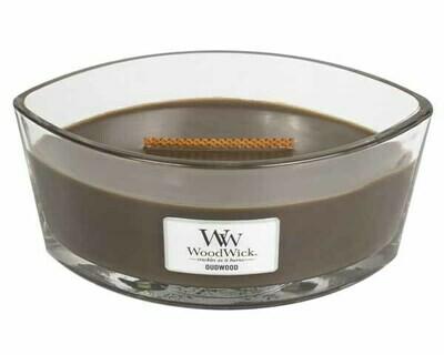WW Oudwood Ellipse Candle