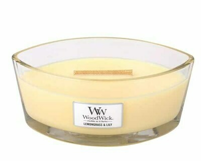 WW Lemongrass & Lily Ellipse Candle