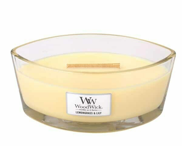 WW Lemongrass & Lily Ellipse Candle
