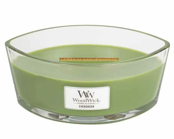 WW Evergreen Ellipse Candle