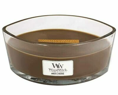 WW Amber & Incense Ellipse Candle
