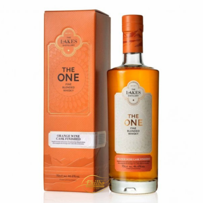 The Lakes - The One Orange Wine Cask Finished 46,6% - 70cl