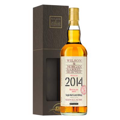 Wilson & Morgan Barrel Selection Glenallachie 2014-21