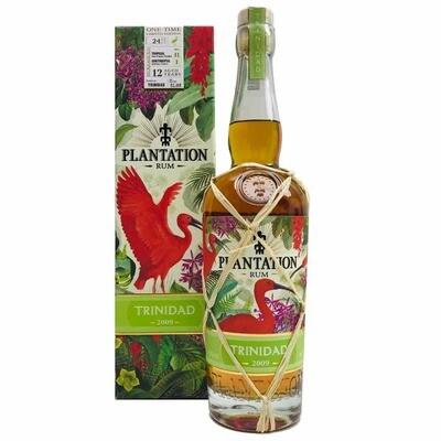 Plantation Trinidad 2009 70cl 51,8%