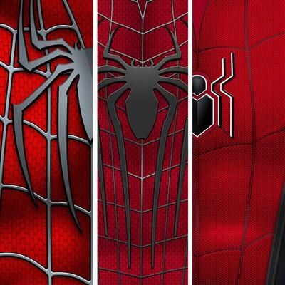 Spider   Trinity Set