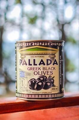 Маслины греческие