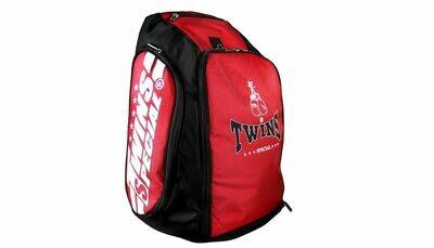 CBBT 1 RED TWINS SPORT BAG